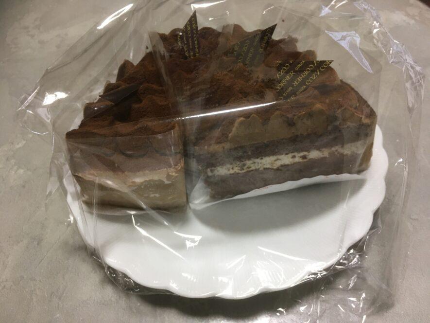 ケーキ保存温度
