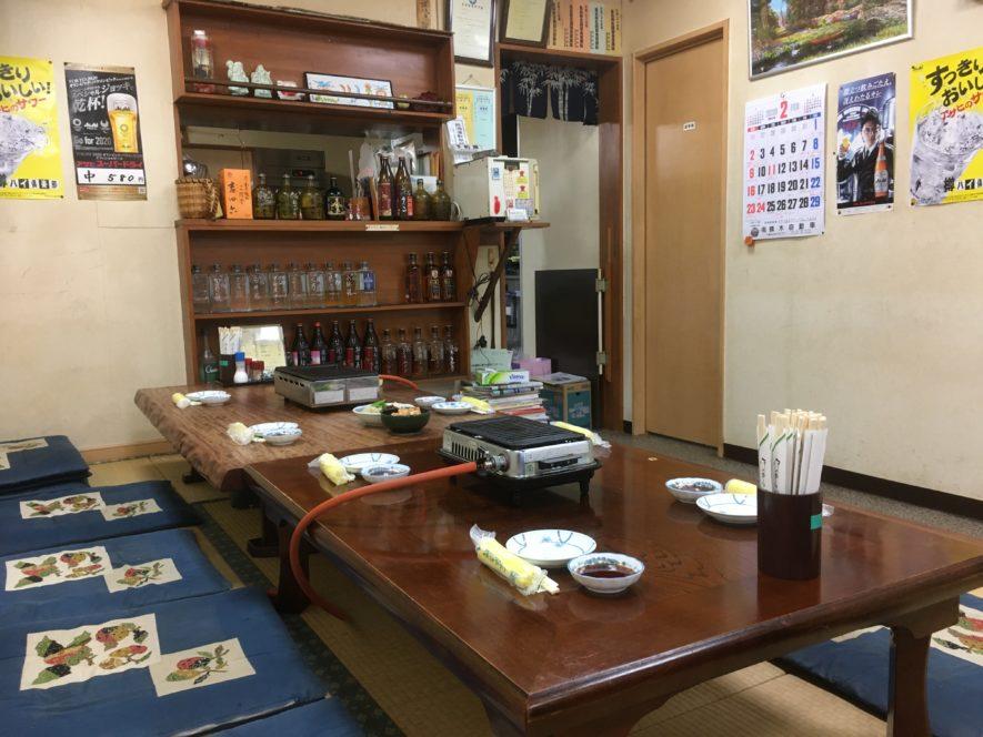【穴場】千葉県旭市の焼肉料理『三ツ福』【タクシーの運転手さん推薦】