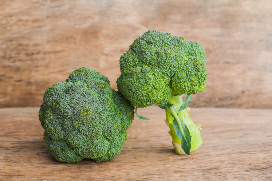 ブロッコリーの栄養と効能、デメリット