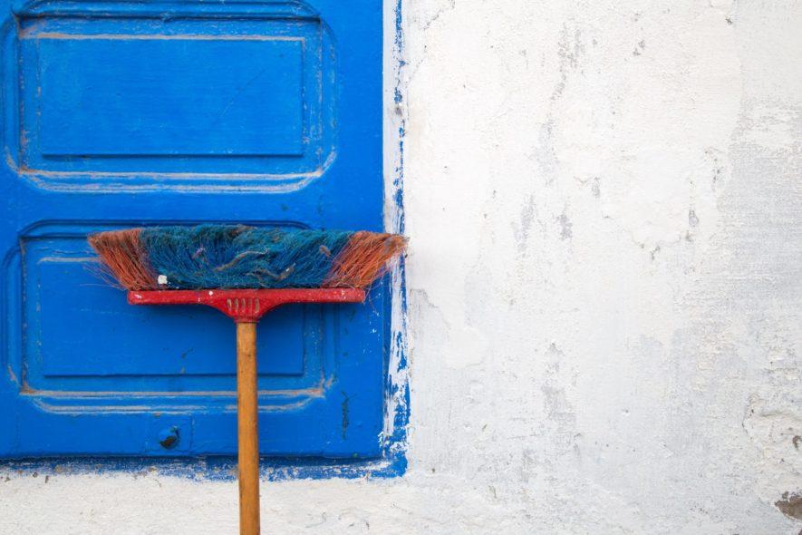 掃除のコツや知識、おすすめの道具がわかる本の、グッときたところ5つ