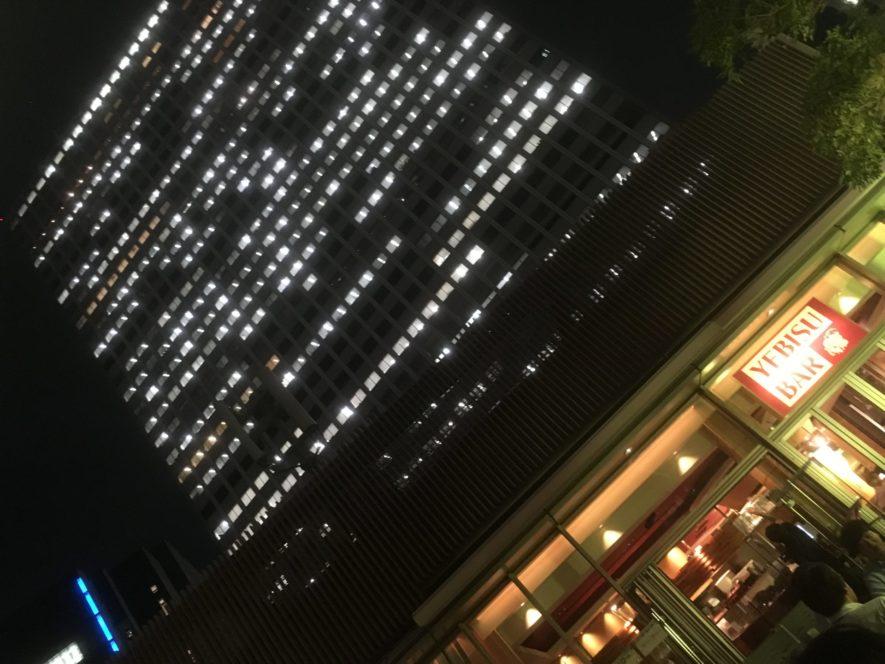 YEBISUビアガーデン霞ヶ関店