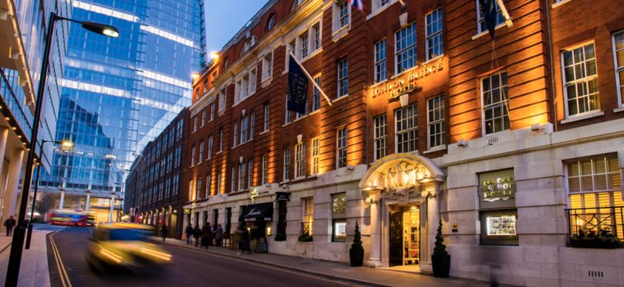 ロンドンブリッジホテル