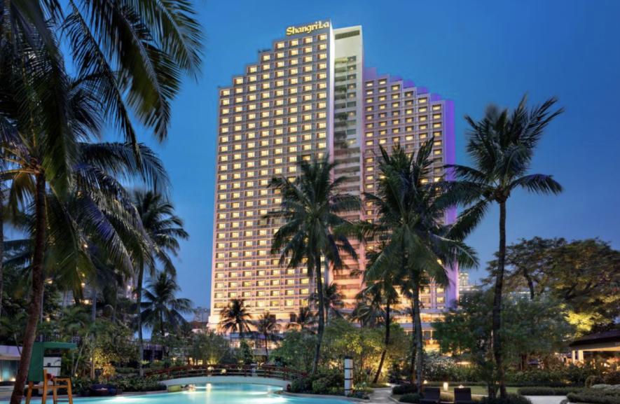 シャングリラホテルジャカルタ