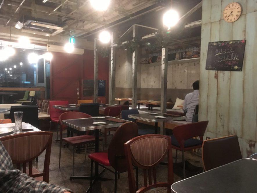 西船橋Garage kitchen あそび