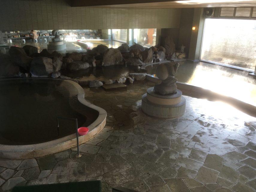 石和温泉ホテル石風