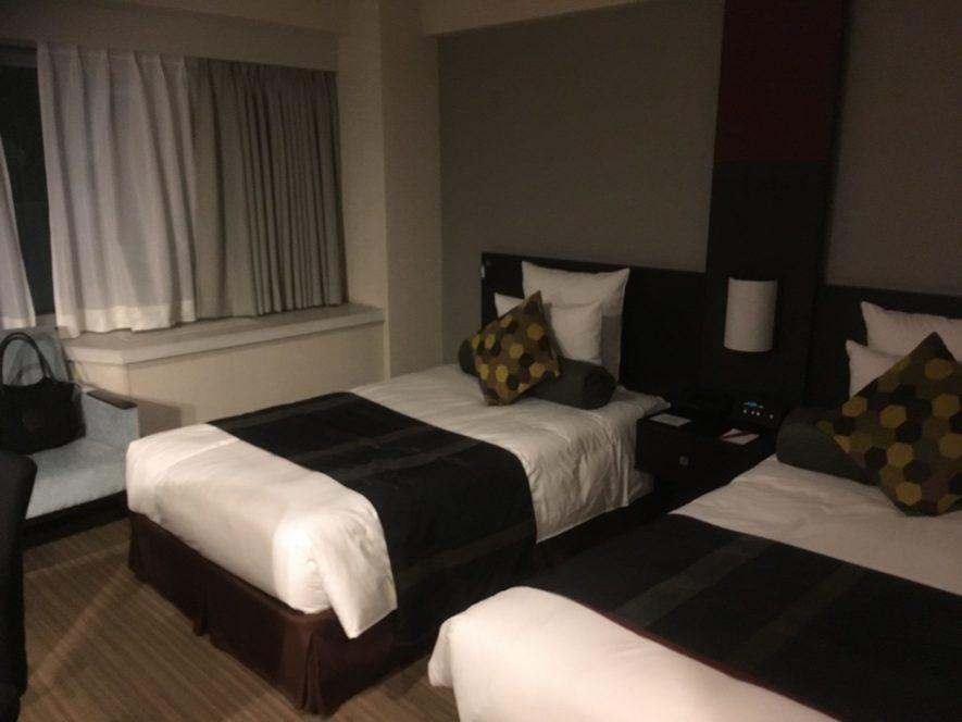 ANAクラウンプラザホテル博多