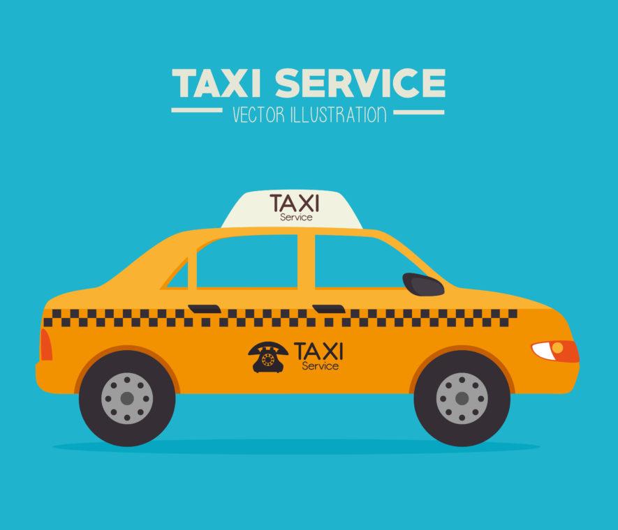 タクシー業界