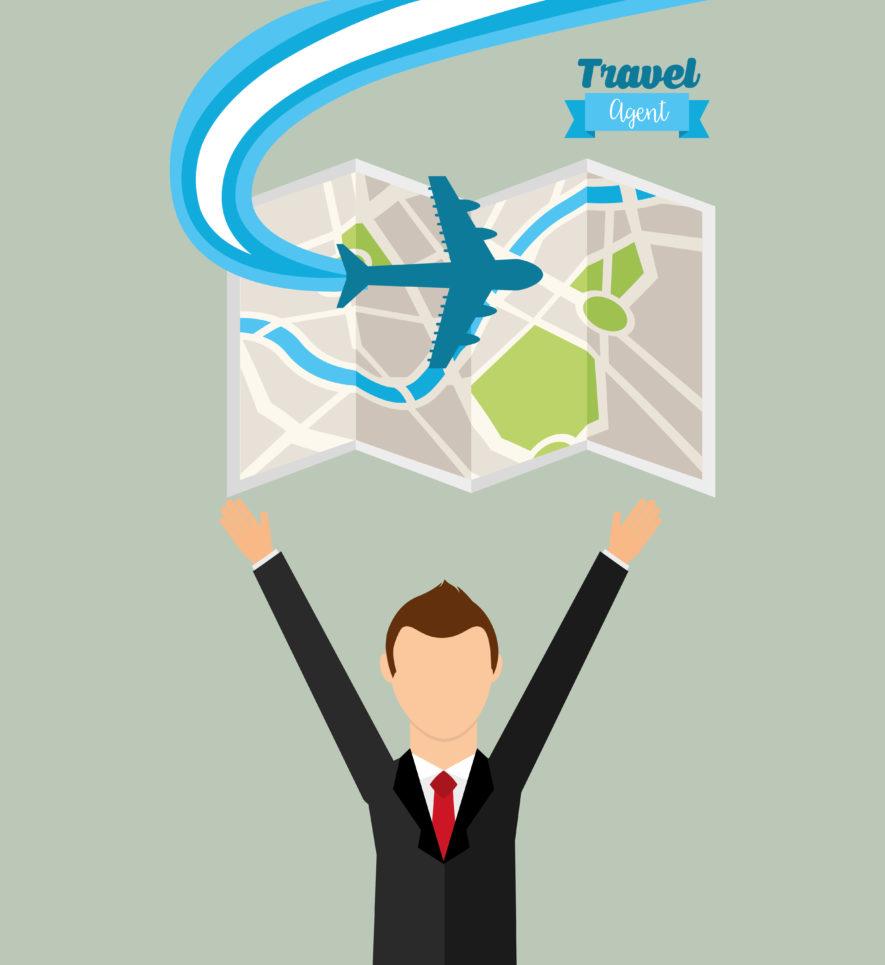旅行会社の添乗員