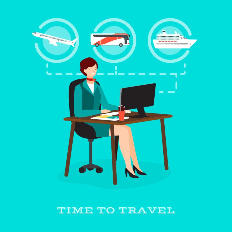 旅行会社の仕事内容