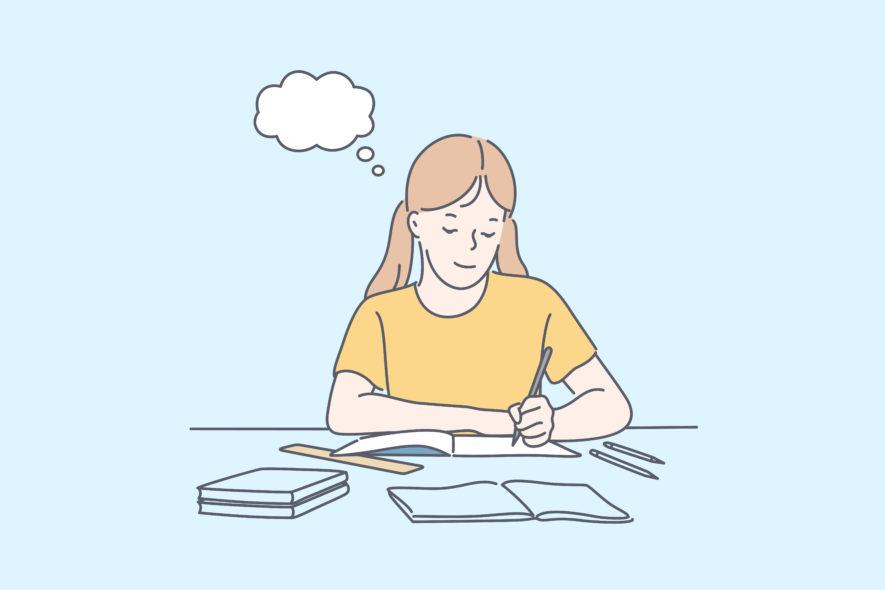 原稿用紙10枚を書く力