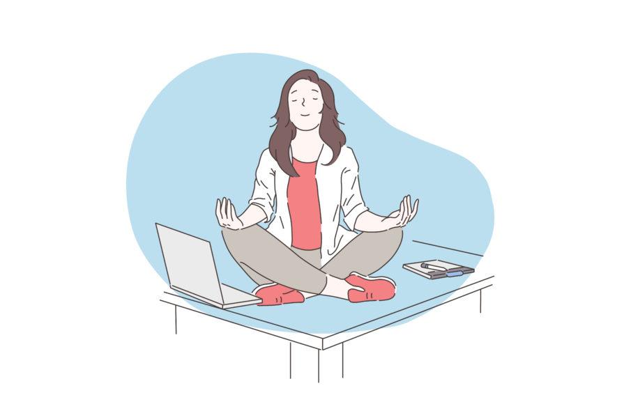 心を整えるランニング