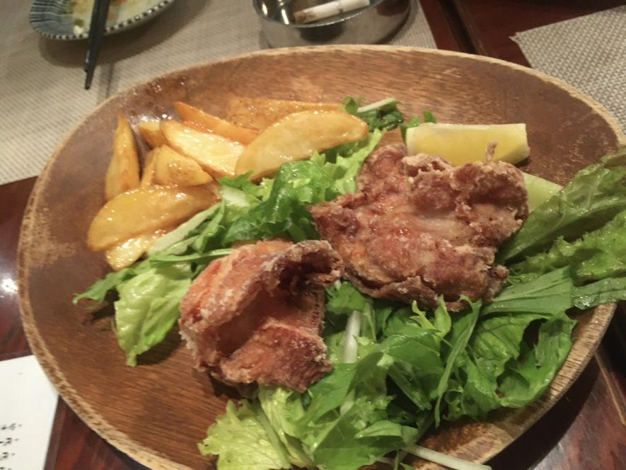 肉と日本酒バル ワカラド