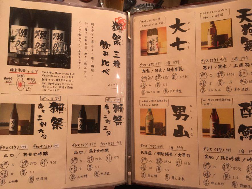 日本酒バル ワラカド