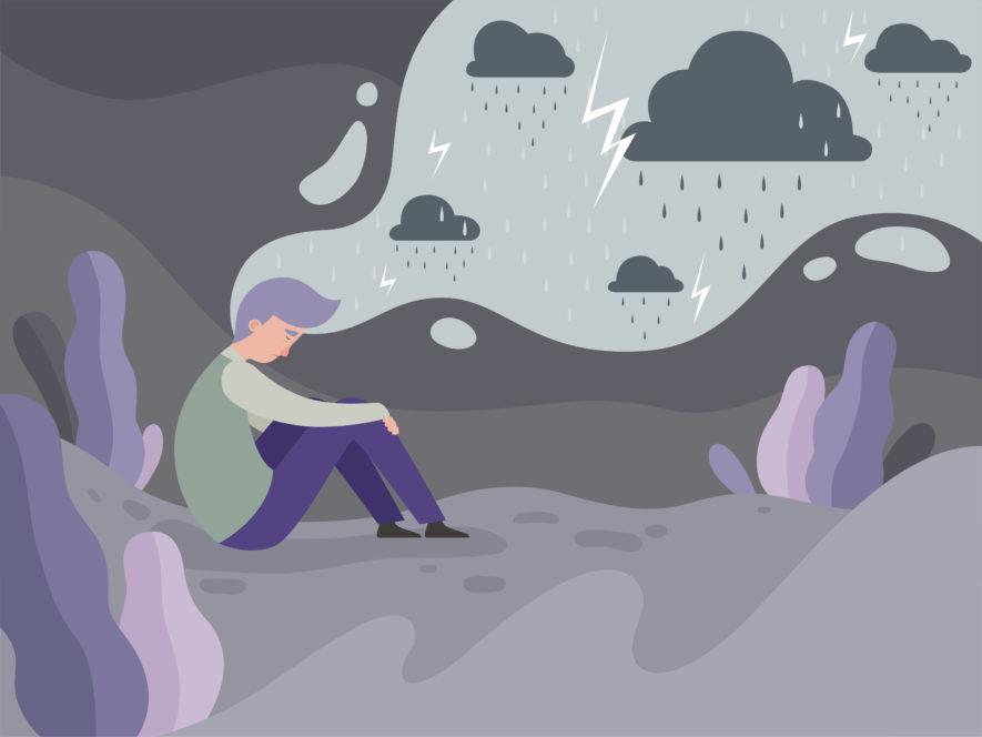 添乗員のうつ病