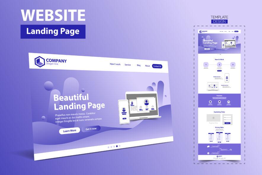 職業訓練Webデザイン科でサイト作成の練習をする