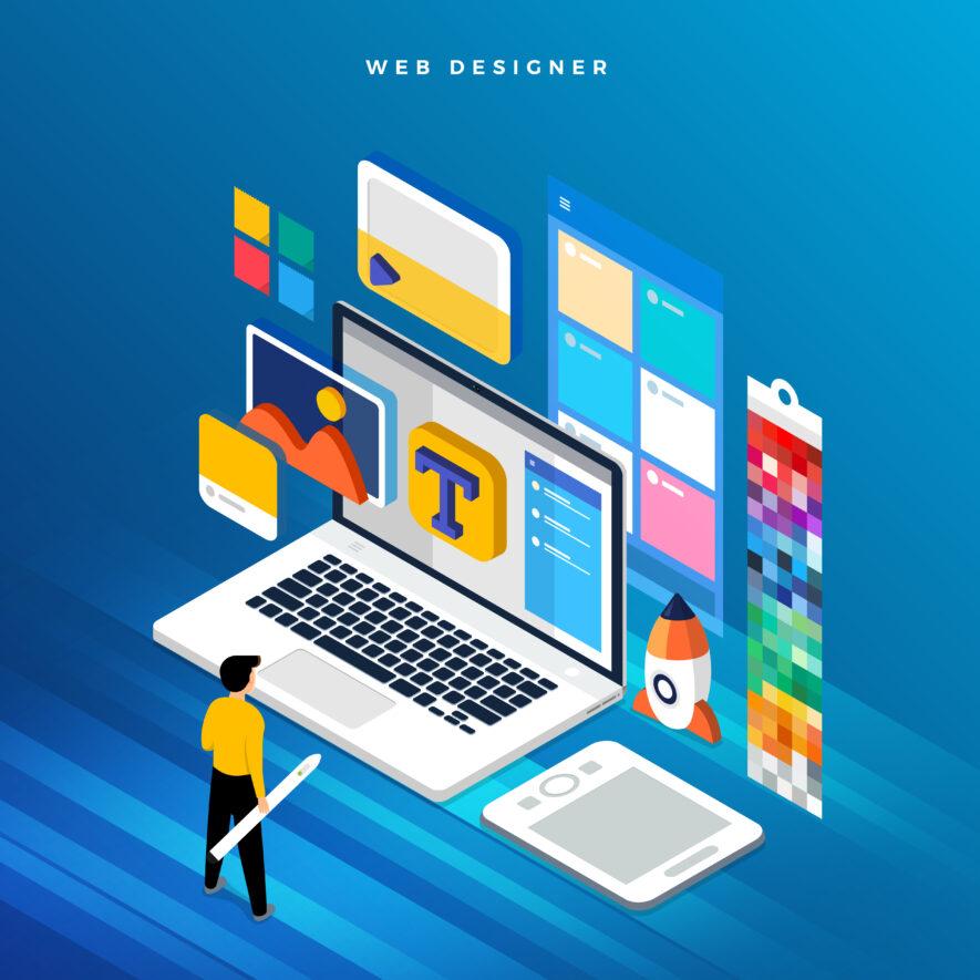 Webデザイン職業訓練2日目は、パソコン基本知識を学ぶ