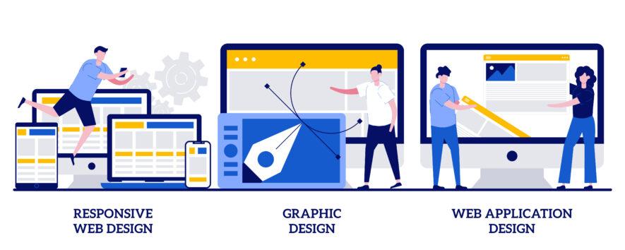 職業訓練校のWebデザイン