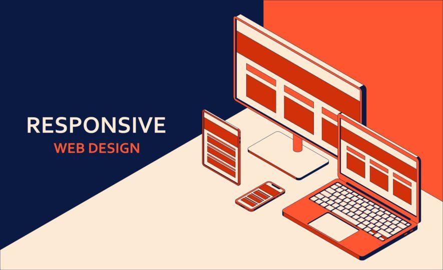 レスポンシブWebデザインのHTML、CSS